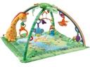 Детский развивающий коврик Fisher-Price Джунгли