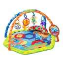 Развивающий коврик Oball Play-o-lot 'Разноцветный мир'
